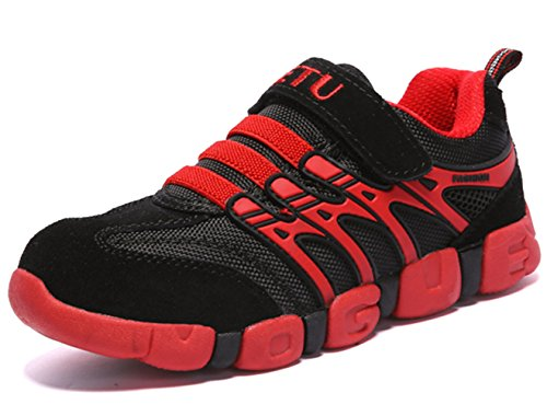 DADAWEN Boy's Girl's Athletic Strap Breathable Running Shoes Casual Sneakers (Toddler/Little Kid/Big Kid) – Sports Center Store