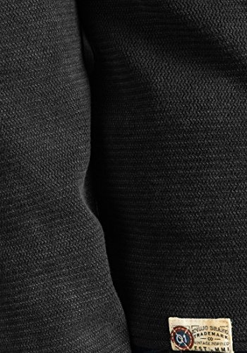 KHUJO Parsley Strickpullover, Größe:XXL;Farbe:Aci-Blk (R01)