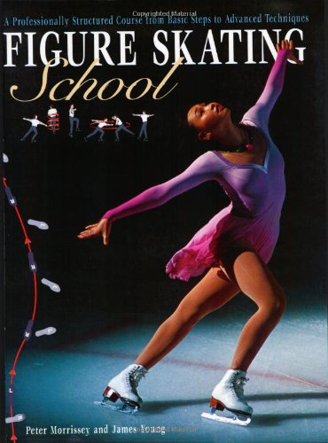 Figure Skating School: A Professionally Structured Course from Basic Steps to Advanced Techniques