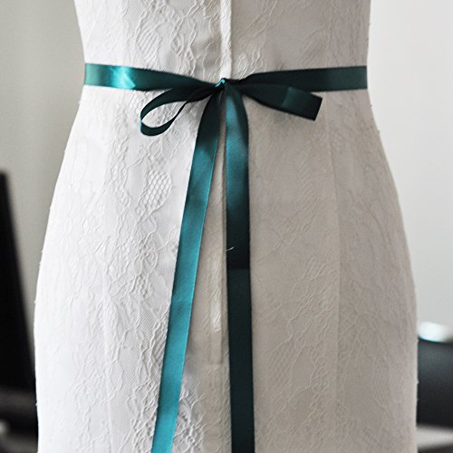 Ceintures De Châssis De Mariage Strass Femmes Azalées Ouvrants De Ceinture De Mariée Pour Vert Robe De Mariée
