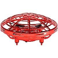 Surenhap UFO Drone Quadcopter Drone Mini Avion Jouet coloré Jouet Volant Cadeau Jouet pour Adolescents