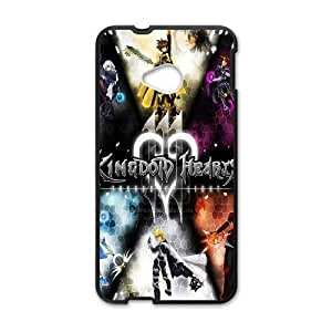 HTC One M7 Phone Case Cover Kingdom Hearts KH6074