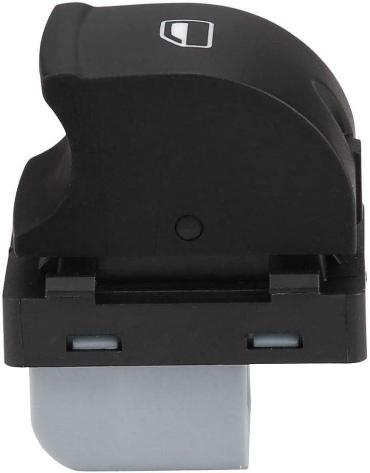 Hlyjoon 4F0959855A Bouton Interrupteur L/ève-Vitre Principal de Commande dalimentation C/ôt/é Contr/ôle Bouton pour A6 S6 C6 Q7 A3
