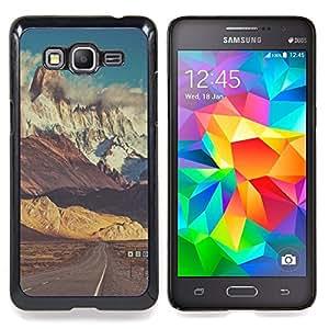 "Planetar ( Árbol Sillas de playa Mar Azul Cielo"" ) Samsung Galaxy Grand Prime SM-G530F G530FZ G530Y G530H G530FZ/DS Fundas Cover Cubre Hard Case Cover"