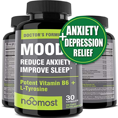 Mood Support Anxiety Relief