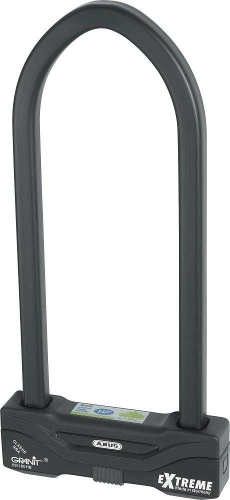 ABUS Granit Extreme 59 U-Lock, 10''/16mm by ABUS
