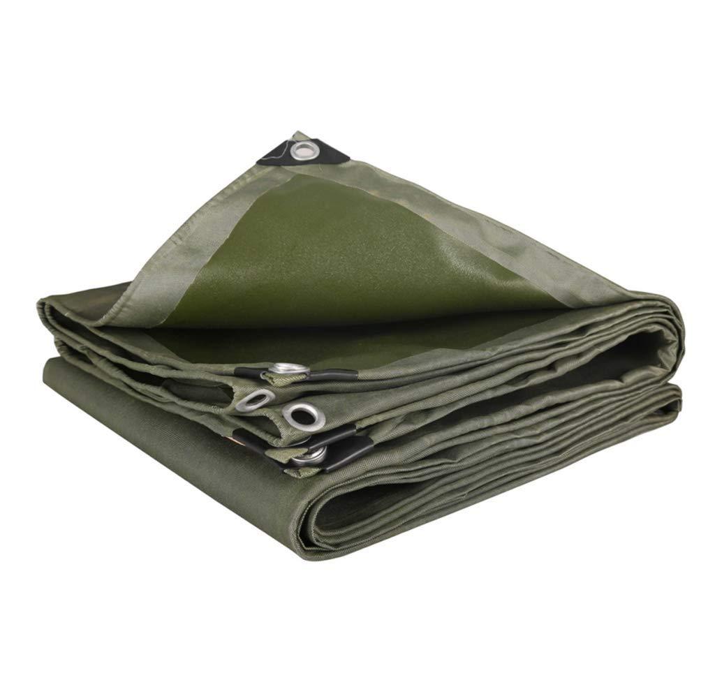 HSBAIS タープ耐久性のある防水、シェルター厚い防水性、耐UV性、防水性防水シート,3x5m B07MK87WRP  3x5m