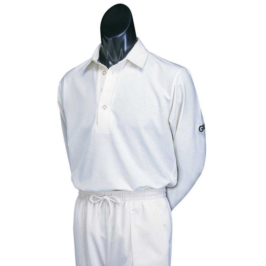 Gunn /& Moore Long Sleeve Cricket Shirt