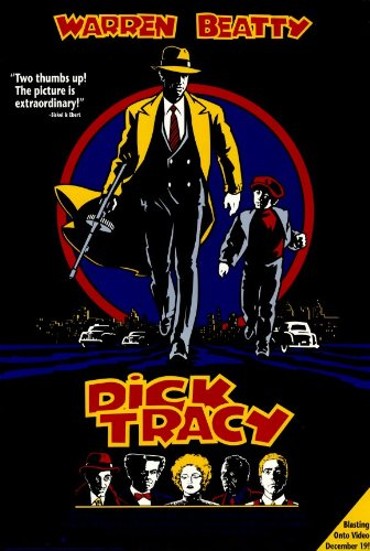 Dick Tracy Poster Movie G 11x17 Warren Beatty Madonna Charlie Korsmo Glenne Headly]()