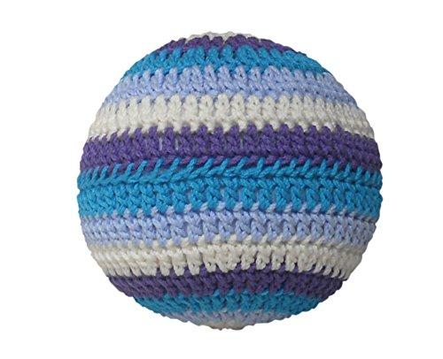Apuntbarcelona Palla con sonaglio, 2x -Large, 12cm, Blu 2x -Large 12cm Apuntbarcelona_PE201501-B
