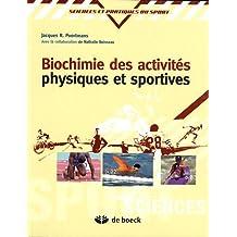 Biochimie activites physiques sciences et pratique