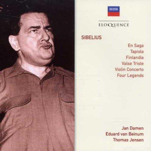 Sibelius: Violin Concerto / Orchestral Works