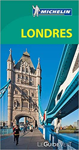 Amazon Fr Le Guide Vert Londres Michelin Michelin Livres