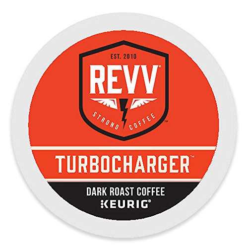 REVV TURBOCHARGER Coffee Keurig K-Cup Pod (10 Count)