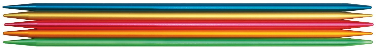 20 cm Ferri a Doppia Punta 2,75 mm Addi Colibri Multicolore