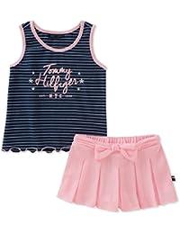 Girls' Shorts Set