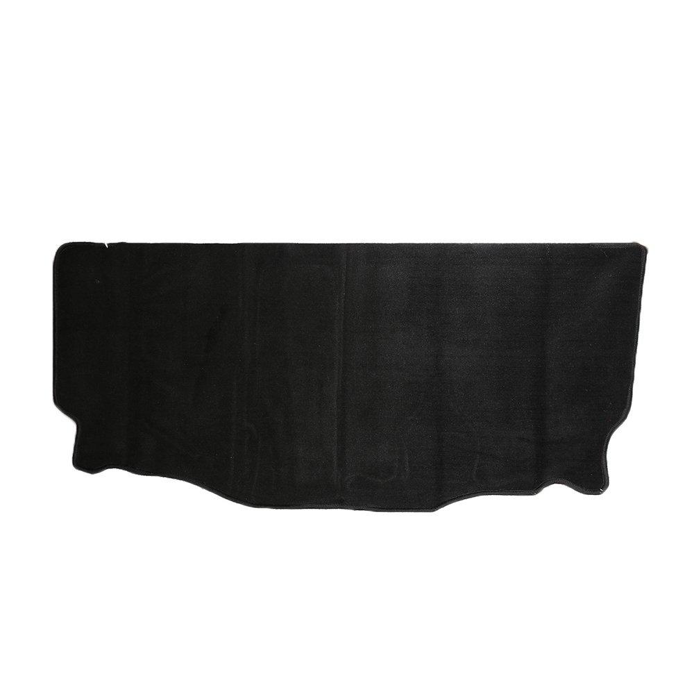 Mishco Black 6 Piece Set Full Replacement Carpet Kit Suit for TJ Jeep Wrangler 1997-2006