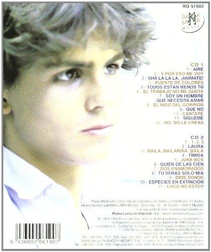 Marin Pedro Todas Sus Grabaciones 1979 1986 Music