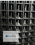 """51EwaHih%2BuL. SL160  - 16g Welded Wire 24""""x100' 1.5""""x1.5"""" Vinyl Coated"""
