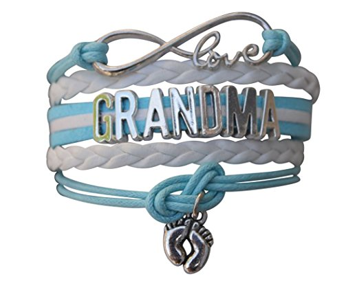 Grandma Bracelet, Grandma Jewelry - Makes Perfect New Grandma Gift