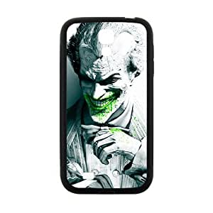 Unique joker arkham city Cell Phone Case for Samsung Galaxy S4