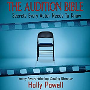 The Audition Bible Audiobook
