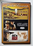 The Alamo, Butch Cassidy and the Sundance Kid, Hang 'Em High - Multi-Feature
