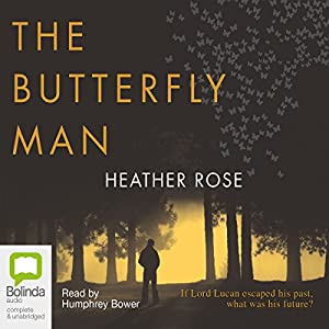 The Butterfly Man Audiobook