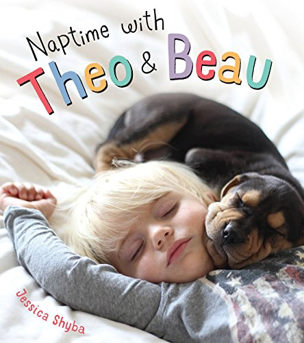 Naptime with Theo and Beau: with Free Poster Included (Photo Activity Toddler Library)