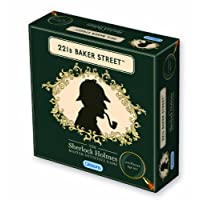 Gibsons Games 221B Baker Street The Master Detective Game