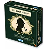 221B Baker Street The Master Detective Game by Gibsons Games