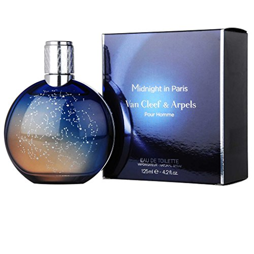 Midnight In Paris by Van Cleef & Arpels, Eau De Toilettes Spray, 4.2 Ounce by Van Cleef & Arpels
