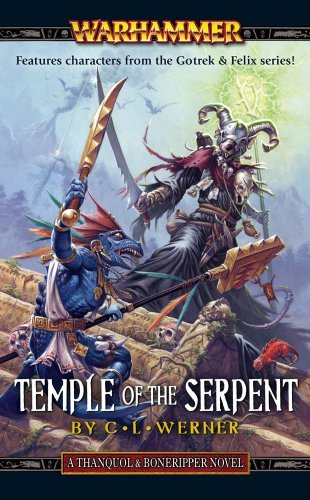 Full warhammer book series warhammer books in order temple of the serpent book of the warhammer book series fandeluxe Gallery