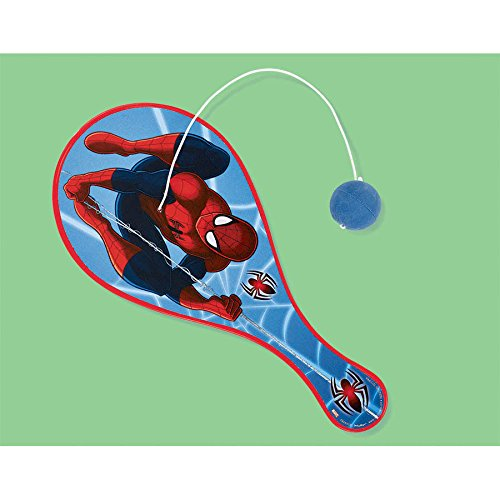 Spider-Man Paddle Ball - Spider Man Treat Boxes