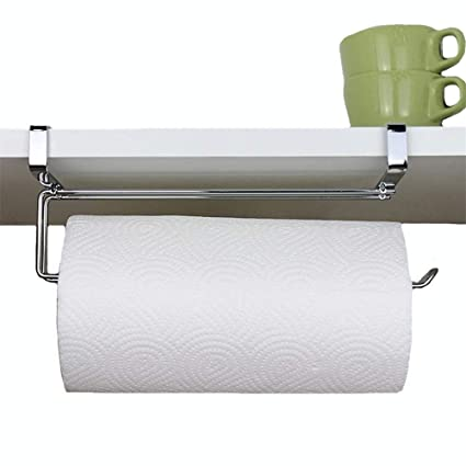 Under The Cabinet Paper Towel Holder Delectable Amazon Pano Updated Size Paper Towel Holder Under Cabinet