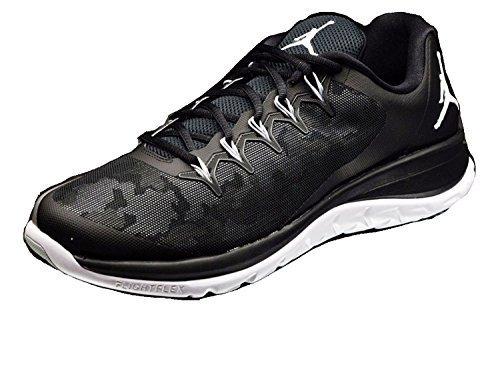 Nike Mens Flight (NIKE Jordan Flight Runner 2 Men's Shoes Black White 848785 015 Size 9)