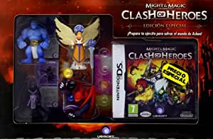 Pack Might & Magic Clash of Heroes + 4 figuras