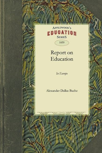 Report on Education in Europe PDF ePub ebook