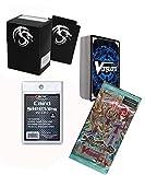Cardfight! Vanguard *Murakumo* 50 Cards Player Kit Deck Box & Sleeves + Pack