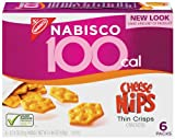 100 calorie cheese nips - 100 Calorie Packs Cheese Nips, 0.74 Ounce Bags (Pack of 72)