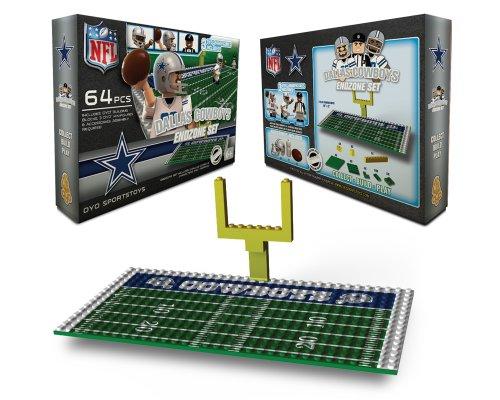 NFL Dallas Cowboys Endzone Toy Set