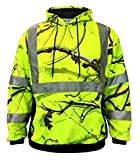 SafetyShirtz SS360 Backwoods Safety Hoody ANSI Class 3 XL
