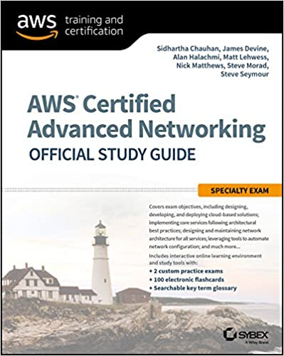 Amazon.com: AWS Certified Advanced Networking Official Study Guide ...