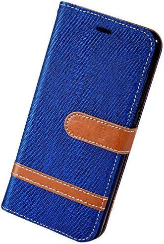Geschikt voor Samsung Galaxy Note 10 Plus blauw