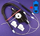 VW Passat Electric Window Regulator Repair Kit- Front Left Passenger Window (Cables, Winder, Fastenings) - FREE FIRST CLASS UK POSTAGE!