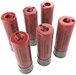 SportPro 30 Round Polymer Shell (6 Shells) for 6mm BB Airsoft - Red