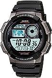 Casio AE-1000W-1BVCF Reloj Digital para Hombre, Negro