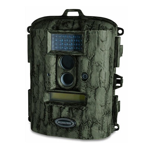 (4) MOULTRIE D55-IR Game Spy 5 Megapixel Digital Infrared Game Camera (Camo) - REFURBISHED
