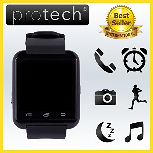 178 opinioni per ✔️ PROWATCH- Smartwatch compatibile con Android e Iphone ORIGINALE di PROTECH