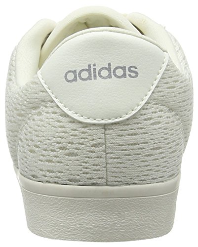 craie Argent Femme Blanche Mat Adidas Craie Cloudfoam Baskets Clean Qt Basses Blanches Daily UP5TO8